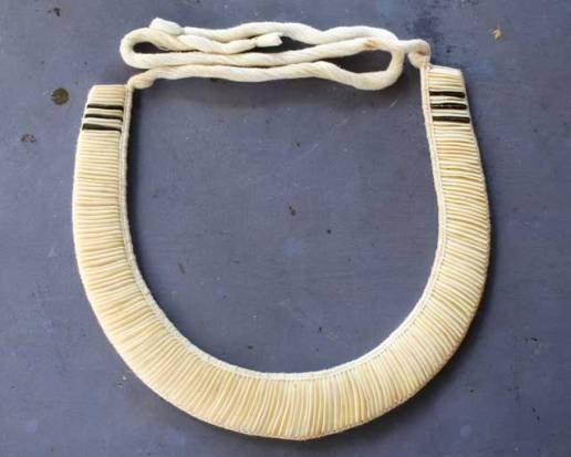 Caramujo Kalapalo Shell Necklace - Xingu