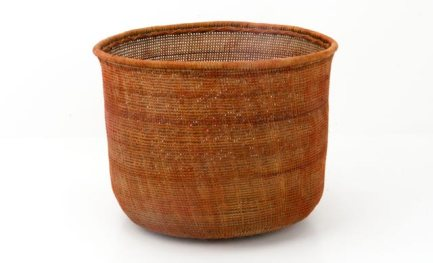 Nukak Indigenous Colombian Basket